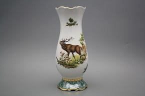 Váza s věnováním Ofélie Myslivci Zelený listr