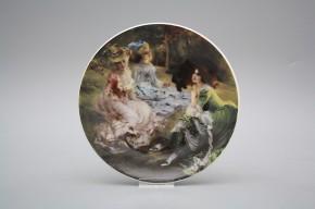 Talíř Dames 1850 B - Franz Xaver Winterhalter