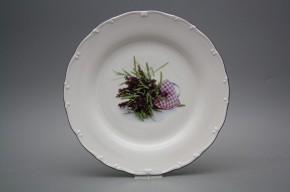 Talíř mělký 25cm Ofélie Provence IFL