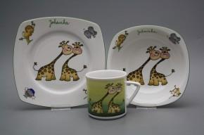 Dětská souprava Žirafky M