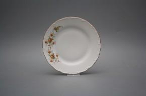 Talíř dezertní 19cm Ofélie Čajové růžičky HHL