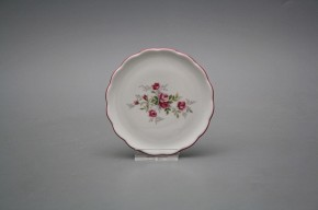 Podložka pod sklenici 10cm Rokoko Růžičky růžové RL