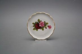 Podložka pod sklenici 10cm Rokoko Růže Elizabeth GL