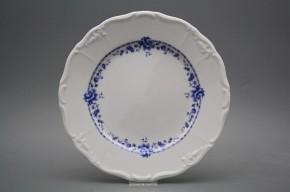 Talíř mělký 25cm Marie Louise Royal Blue BB