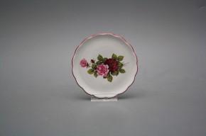 Podložka pod sklenici 10cm Rokoko Růže Elizabeth RL