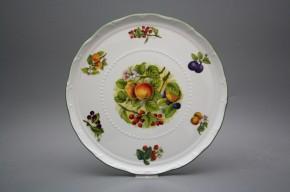Dortový talíř 30cm Ofélie Ovocný sad FZL