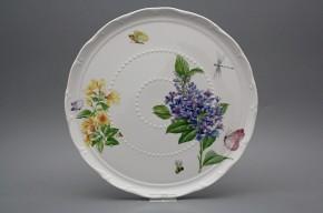 Dortový talíř 30cm Ofélie Živá zahrada BB