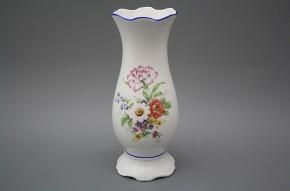 Váza 26cm Ofélie Míšeňská kytice AL