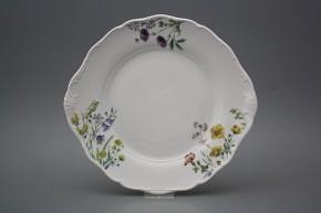 Koláčový talíř 27cm Ofélie Kvetoucí louka CBB