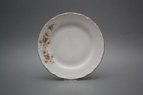Talíř dezertní 21cm Ofélie Čajové růžičky HHL