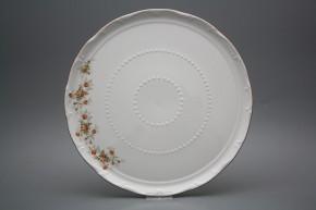 Dortový talíř 30cm Ofélie Čajové růžičky HHL
