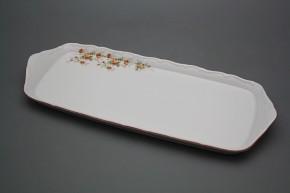 Podnos 36cm Ofélie Čajové růžičky HHL