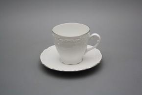Kávové šapo 0,15l Opera Platinum