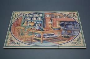 Obklad 45x30cm Herb Kitchen B