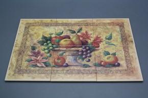 Obklad Rako Classic 45x30cm Fresco Fruit B