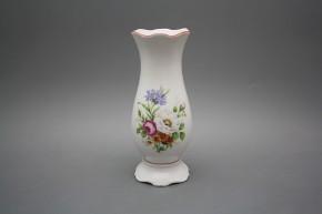 Váza 26cm Ofélie Míšeňská kytice CL