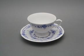 Čajové šapo 0,18l Maria Teresa Royal Blue BB
