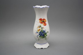 Váza 26cm Ofélie Polní kvítí AL