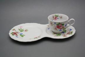 Snídaňový set čajový Ofélie Lydia BB