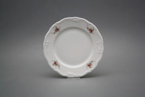Talíř dezertní 19cm Marie Louise Růžičky růžové EBB