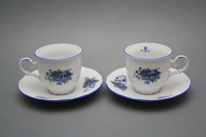 Kávové šapo 0,18l Ofélie Pomněnky AL