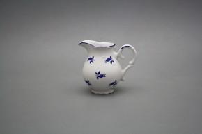 Kávová mlékovka 0,15l Ofélie Modré růže ML