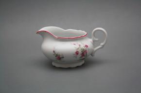 Čajová mlékovka 0,3l Ofélie Růžičky růžové RL