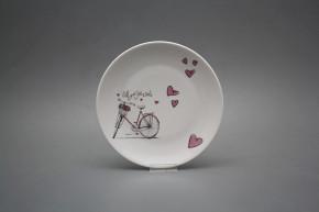 Talíř dezertní 19cm Coup Bicycle BB
