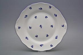 Koláčový talíř 27cm Verona Luční kvítí Házenky BML