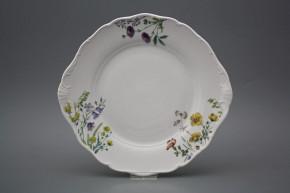 Koláčový talíř 27cm Verona Kvetoucí louka CBB