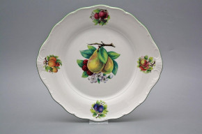 Koláčový talíř 27cm Verona Ovoce GZL