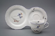 Snídaňový set čajový Ofélie Husy ML