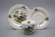 Dárkový snídaňový set čajový Ofélie Tetřev ZL